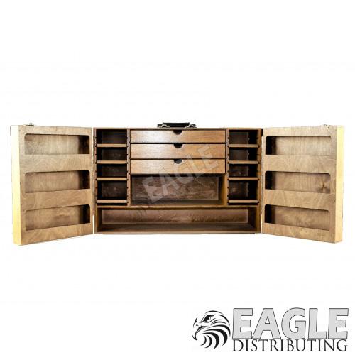 Racer Wooden Slot Car Box-JCRACER2