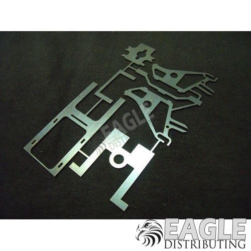 2002 Genesis Inline 14' Drag Chassis Kit