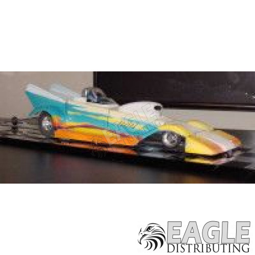 27 Pro Altered Body, Clear Lexan