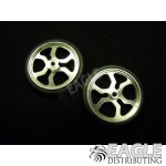 17in Scale O-ring Spider Front Drag Wheels