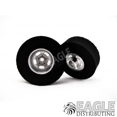 3/32 x 1 3/16 x .365 Glass Bead US Mag Rear Drag Wheels-JDS7024365GB
