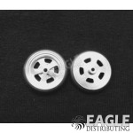 3/4 O-ring SS Cragar Drag Front Wheels