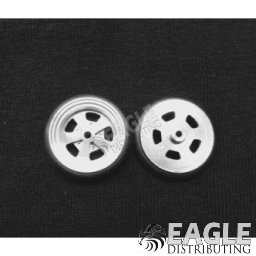 3/4 SS Cragar Drag Front Wheels