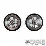 3/4 O-ring Tri-Star Drag Front Wheels