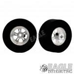 3/32 x 1 3/16 x .400 Tri-Star Rear Wheels