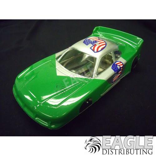Green COT Cheetah21 w/Hawk25 Motor