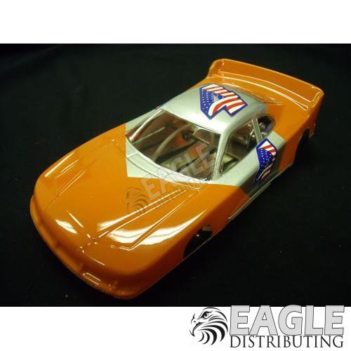 Orange COT Cheetah21 w/Hawk25 Motor