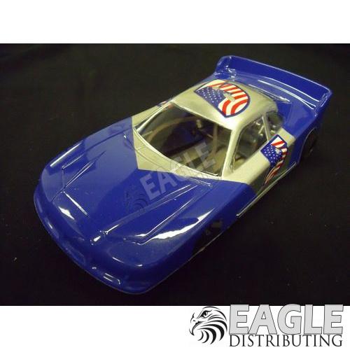Blue COT Cheetah21 w/Hawk25 Motor