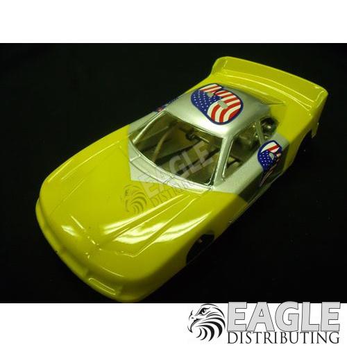 Yellow COT Cheetah21 w/Hawk25 Motor