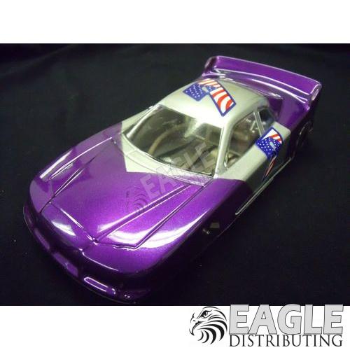 Purple COT Cheetah21 w/Hawk25 Motor