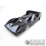 Black Mazda Rental RTR 4in C21 M25 Motor 1/8 Axle