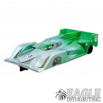 """1:24 Scale RTR, 4"""" Cheetah 21 Chassis, Hawk 7, 64 Pitch, LMP, Lola B12 Painted Body"""