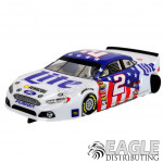 """1:24 Scale RTR, 4"""" Cheetah 21 Chassis, Hawk 7, 64 Pitch, Stock Car, Ford Custom Body, Lite #2 Livery"""