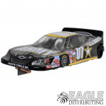 """1:24 Scale RTR, 4"""" Cheetah 21 Chassis, Hawk 7, 64 Pitch, Stock Car, Chevy Custom Body, Go Army #01 Livery"""