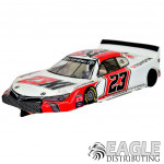 """1:24 Scale RTR, 4"""" Cheetah 21 Chassis, Hawk 7, 64 Pitch, Stock Car, Toyota Custom Body, 23XL #23 Livery"""