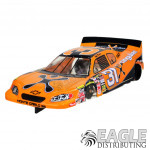"""1:24 Scale RTR, 4"""" Cheetah 21 Chassis, Hawk 7, 64 Pitch, Stock Car, Chevy Custom Body, Cingular #31 Livery"""