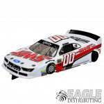 """1:24 Scale RTR, 4"""" Cheetah 21 Chassis, Hawk 7, 64 Pitch, Stock Car, Nat. Wide Custom Body, Haas #00 Livery"""