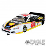 """1:24 Scale RTR, 4"""" Cheetah 21 Chassis, Hawk 7, 64 Pitch, Stock Car, Ford Custom Body, Pennzoil #22 Livery"""