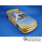 1/24 RTR, Painted Stock Car Body, Cheetah 21 Chassis, Hawk 7, 64 Pitch
