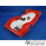 1/24 RTR, Painted LMP Body, Cheetah 21 Chassis, Hawk 7, 64 Pitch