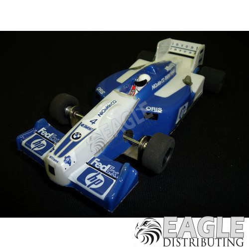 Williams F1 Cheetah21 w/Hawk7 Motor