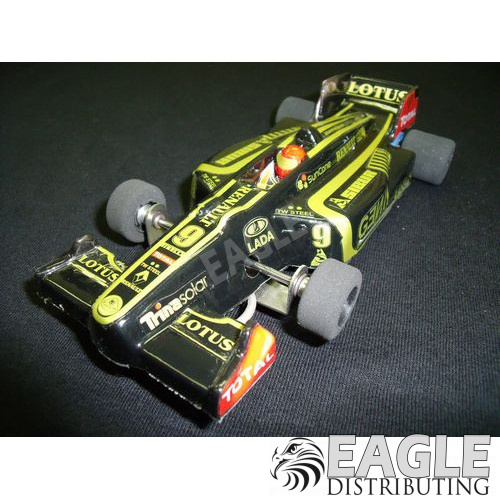 1:24 Narrow Open Wheel RTR, F1 Body, Custom Renault Livery-JK2081716