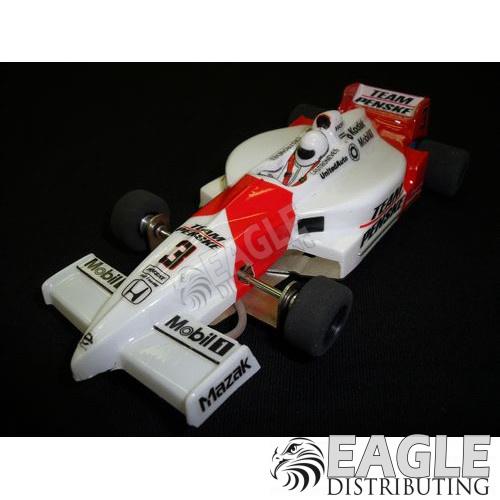 1:24 Narrow Open Wheel RTR, F1 Body, Custom Penske #3 Livery-JK208171I3