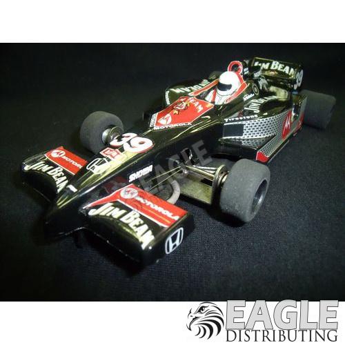 1:24 Narrow Open Wheel RTR, F1 Body, Custom Jim Beam #39 Livery-JK208171I39