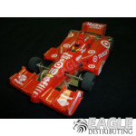1:24 Scale Wide Indy Open Wheel RTR Car #10 Target