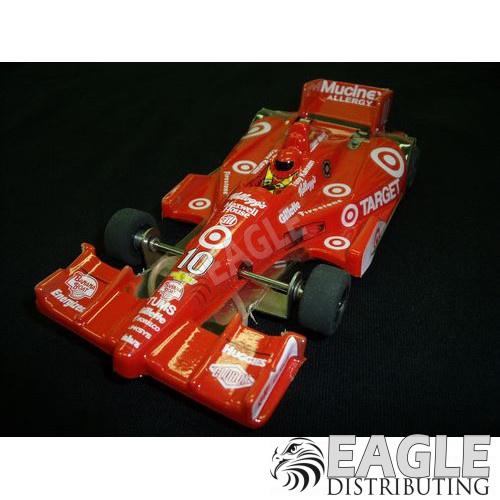 1:24 Scale Wide Indy Open Wheel RTR Car #10 Target-JK20817210