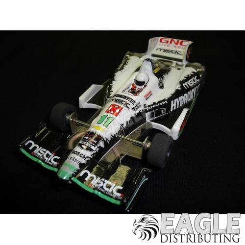 1:24 Scale Wide Indy Open Wheel RTR Car #11 Hydroxycut-JK20817211