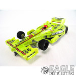 1:24 Scale Wide Indy Open Wheel RTR Car #2 Menards