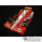 1:24 Scale Wide Indy Open Wheel RTR Car #2 Verizon (Red)