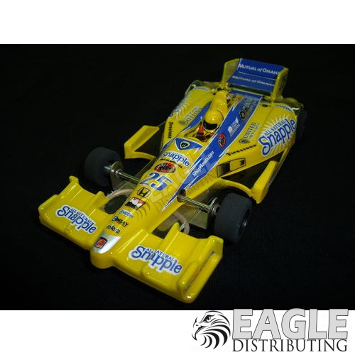 1:24 Scale Wide Indy Open Wheel RTR Car #25 Snapple-JK20817225