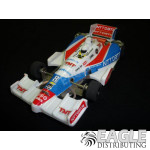 1:24 Scale Wide Indy Open Wheel RTR Car #8 NTT Data