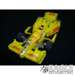 1:24 Scale Wide Indy Open Wheel RTR Car #28 DHL