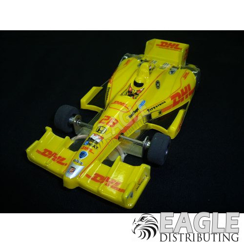 1:24 Scale Wide Indy Open Wheel RTR Car #28 DHL-JK20817228