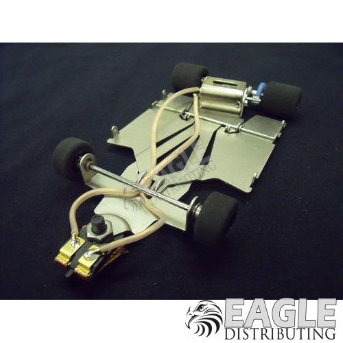 1:24 Scale Wide Indy Open Wheel RTR Car No Body-JK208172W