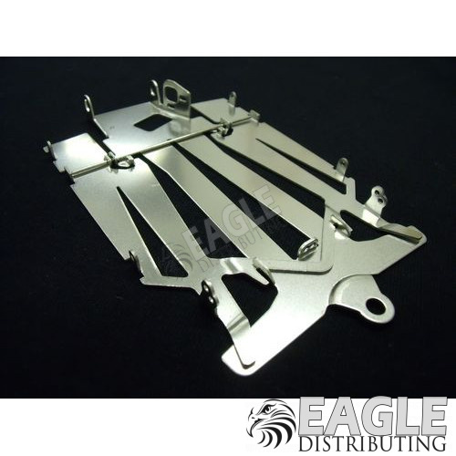 4 Cheetah 21 Chassis Kit for D-Can sized motors