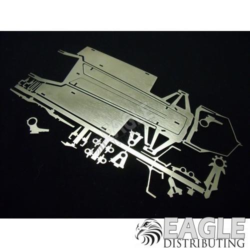 JRL Indy 1/24 Chassis Kit for C-Can Motors Horky & Recek design