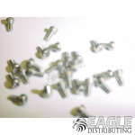 Stainless Steel Motor Screws for Falcon/Hawk Motor, 1.5mm x 1/8