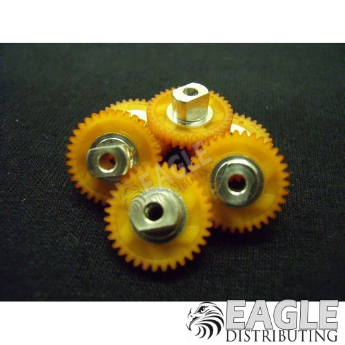 35T 64P Poly Gears
