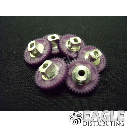 36T 64P Poly Gears