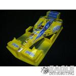 Wide Indy Open Wheel Body Custom Snapple #25