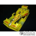 Wide Indy Open Wheel Body Custom DHL #28 Livery