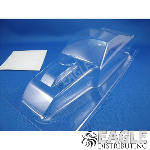 Modified body 4 for 25117 chassis  010 clear