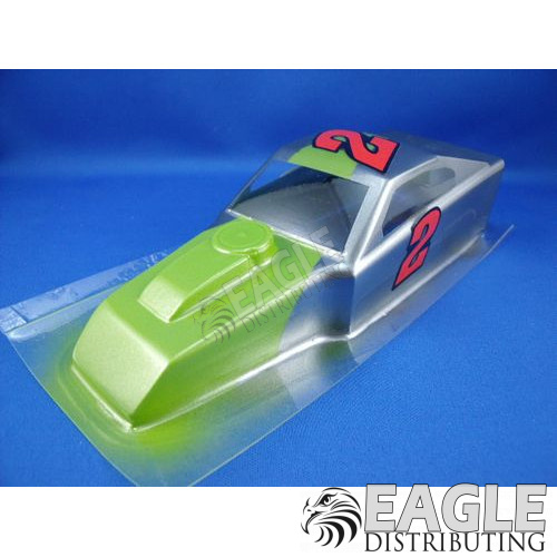Modified Body 4in. .010 Painted-JK6236P