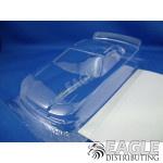 4 COT USRA Legal Stock Car Body, .007 Clear Lexan w/Mask