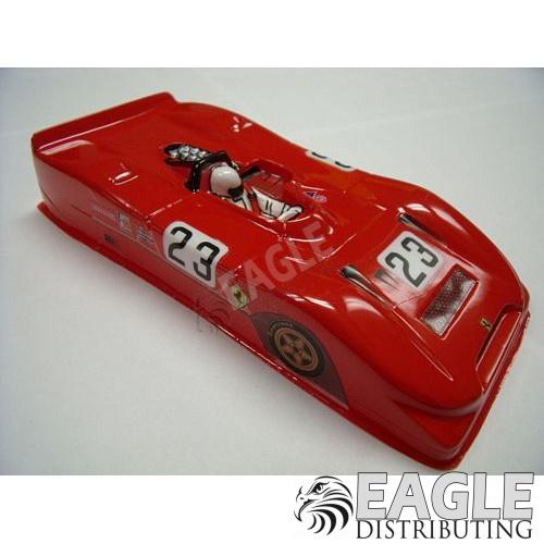 Ferrari 612 Painted