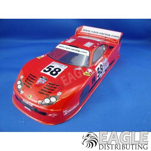 Ferrari Maranello Painted